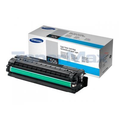 SAMSUNG CLP-680ND TONER CARTRIDGE CYAN